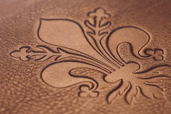 Нанесение логотипа на ежедневник